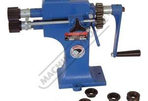 SJ-1 Swage and Jenny - Manual  1mm Mild Steel Thickness Capacity Includes 4 Sets Of Rolls