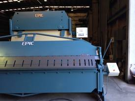 EPIC 3710 x 3.0mm Hydraulic Pan Brake - picture2' - Click to enlarge