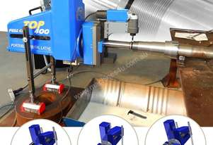 TOP 400 Portable Orbital CNC Lathe