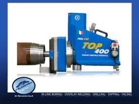 TOP 400 Portable Orbital CNC Lathe - picture6' - Click to enlarge