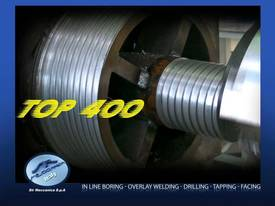 TOP 400 Portable Orbital CNC Lathe - picture10' - Click to enlarge