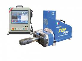 TOP 400 Portable Orbital CNC Lathe - picture3' - Click to enlarge