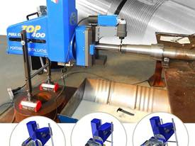 TOP 400 Portable Orbital CNC Lathe - picture0' - Click to enlarge