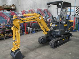 New Yuchai YC18-8 1.8ton Mini Excavator - picture6' - Click to enlarge