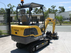 New Yuchai YC18-8 1.8ton Mini Excavator - picture1' - Click to enlarge