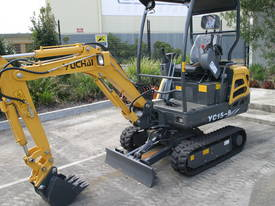 New Yuchai YC18-8 1.8ton Mini Excavator - picture9' - Click to enlarge