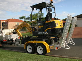 New Yuchai YC18-8 1.8ton Mini Excavator - picture10' - Click to enlarge