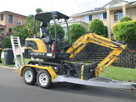 New Yuchai YC18-8 1.8ton Mini Excavator - picture11' - Click to enlarge