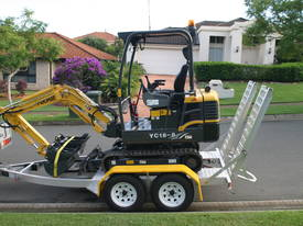 New Yuchai YC18-8 1.8ton Mini Excavator - picture12' - Click to enlarge