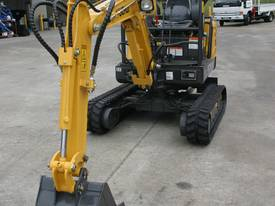 New Yuchai YC18-8 1.8ton Mini Excavator - picture2' - Click to enlarge