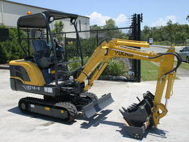 New Yuchai YC18-8 1.8ton Mini Excavator - picture18' - Click to enlarge