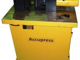 ACCUPRESS HORIZONTAL PRESS 20TON