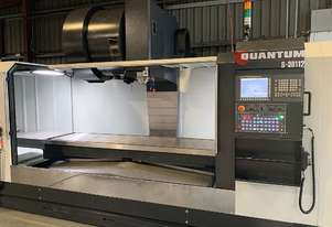 QUANTUM Vertical Machining Centres 650mm to 4000mm X Travel