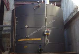 Water / Fuel Tank Stainless Steel