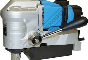 HFLP-35 Portable Magnetic Drill - Low Profile Includes Quick Action Broach Chuck & LED Work Light Ø