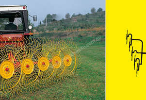 Sitrex RP5 Mounted Side Delivery Rake