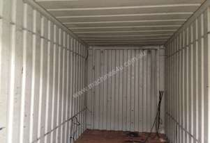 Ried Machinery container 20 ft