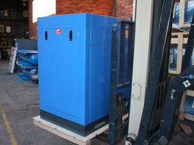 German Rotary Screw - 20hp /  15kW Air Compressor - picture3' - Click to enlarge