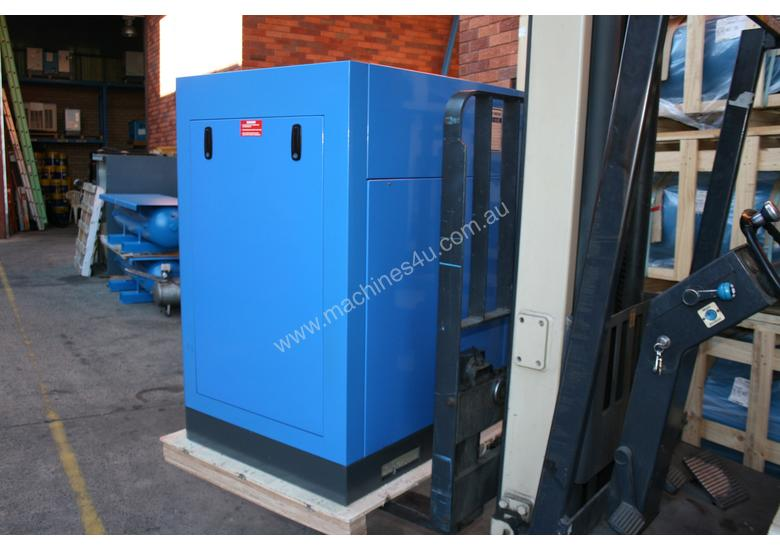 German Rotary Screw - 20hp /  15kW Air Compressor
