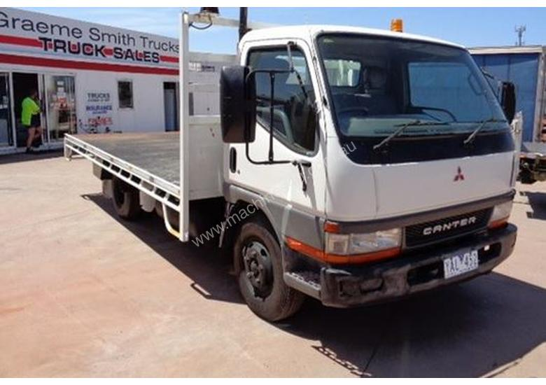 3f038a631f Used 2001 Mitsubishi CANTER FE 647 Tray Truck in Campbellfield