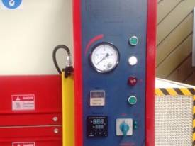 150T HYDRAULIC HOT PRESS SINGLE DAYLIGHT - picture2' - Click to enlarge