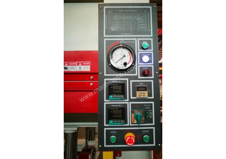 HUGE 150T SINGLE DAYLIGHT HYDRAULIC HOT PRESS 3800 X 1300MM *IN STOCK ON SALE*