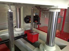 RHINO LARGE 150T SINGLE DAYLIGHT HYDRAULIC HOT PRESS 3800 X 1300MM PLATEN *SECURE TODAY* - picture7' - Click to enlarge