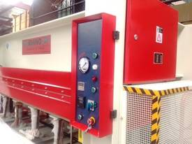 RHINO LARGE 150T SINGLE DAYLIGHT HYDRAULIC HOT PRESS 3800 X 1300MM PLATEN *SECURE TODAY* - picture3' - Click to enlarge
