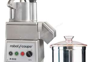 Robot Coupe R 502 Food Processor 5.5 Litre Bowl 3 phase