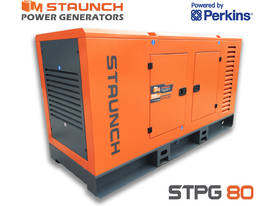 Staunch Perkins STPG80S Generator 80Kva - picture1' - Click to enlarge