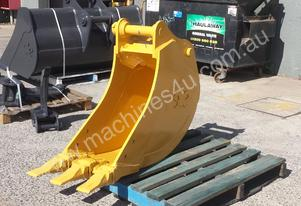 14 Tonne 600mm Bisalloy GP Excavator Bucket