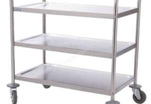 3 Tier Clearing Trolley Small - F993 Vogue