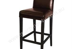 Bar Stool-GG652 Bolero Faux Leather High Bar Stool