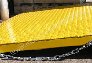 Container Ramp Extension to suit Reefer Refrigerat