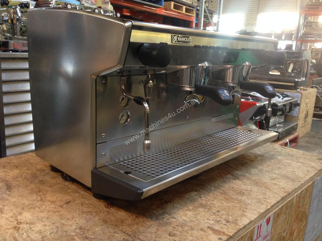 a204b441bd Used rancilio CLASSE 8 Commercial Coffee Machines in