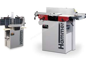 [IN STOCK] Hammer A3-26 Planer/Thicknesser 260mm wide - by Felder