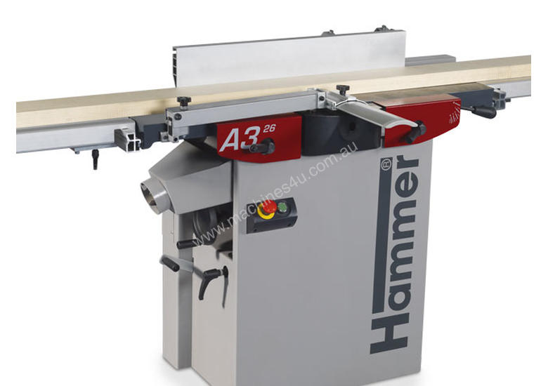 Hammer A3-26 Planer Thicknesser 260mm