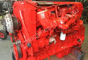 Cummins   ISX ERG Engine