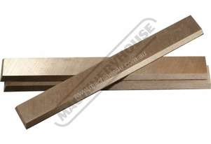 Set of 3 Spare Planer Jointer Blades 155 x 18.7 x 2.4mm
