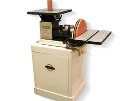 Woodman BOB12 Disc and Bobbin Sander Combination - picture0' - Click to enlarge