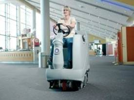 BRX700 Ride On Industrial sweeper extractor - picture3' - Click to enlarge