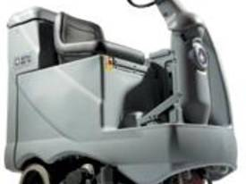 BRX700 Ride On Industrial sweeper extractor - picture5' - Click to enlarge