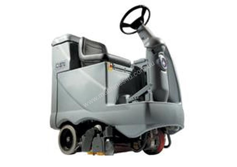 BRX700 Ride On Industrial sweeper extractor