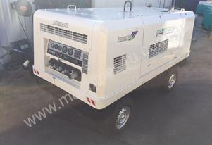 390CFM Airman Air Compressor - Portable