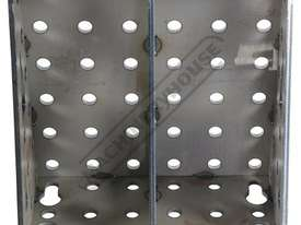 FW3030 CertiFlat FabWing 300 x 300mm Tab & Slot U-Weld - picture3' - Click to enlarge