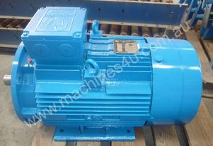 WESTERN ELECTRIC 15HP 3 PHASE ELECTRIC MOTOR/ 720R