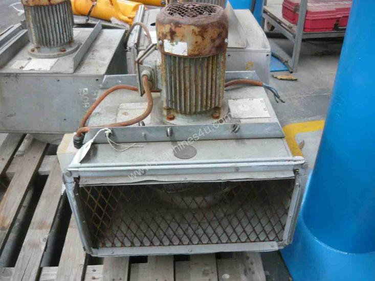 INDUSTRIAL ELECTRIC  BLOWER/ 3 PHASE