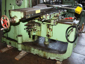 Combination Type FWA 41 Milling Machine Ex Tafe - picture1' - Click to enlarge