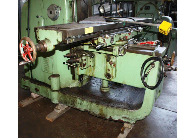Combination Type FWA 41 Milling Machine Ex Tafe