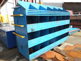 STORAGE UNIT / CABINET HEAVY DUTY